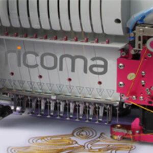 Пристрій для пришивання шнура