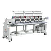 Багатоголові промислові вишивальні машини, серія CHT