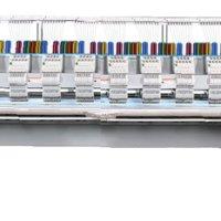 Многоголовые промышленные вышивальные машины, серия FHT