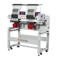 Двоголові промислові вишивальні машини, серія MT TC-7S