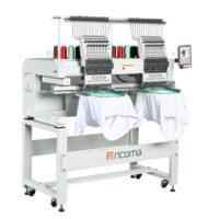 Двоголові промислові вишивальні машини, серія MT TC-8S