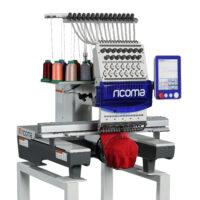 Одноголові промислові вишивальні машини, серія TC-8S