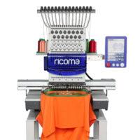 Одноголовые промышленные вышивальные машины, серия TC-8S