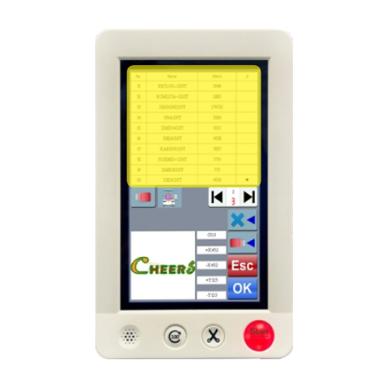 дисплей Ricoma EM 1010