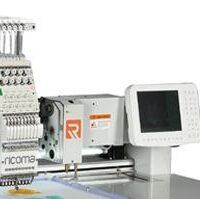 Багатоголові промислові вишивальні машини, серія MFC