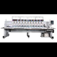 Багатоголові промислові вишивальні машини, серія FHS