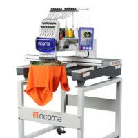 Одноголовые промышленные вышивальные машины, серия Ricoma SWD