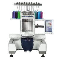 Одноголові професійні вишивальні машини, серія EM