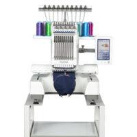 Одноголовые профессиональные вышивальные машины, серия EM1010