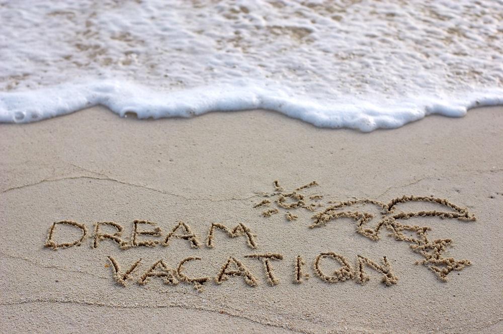 відпустка мрії